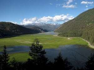 Bridge River Valley Overview